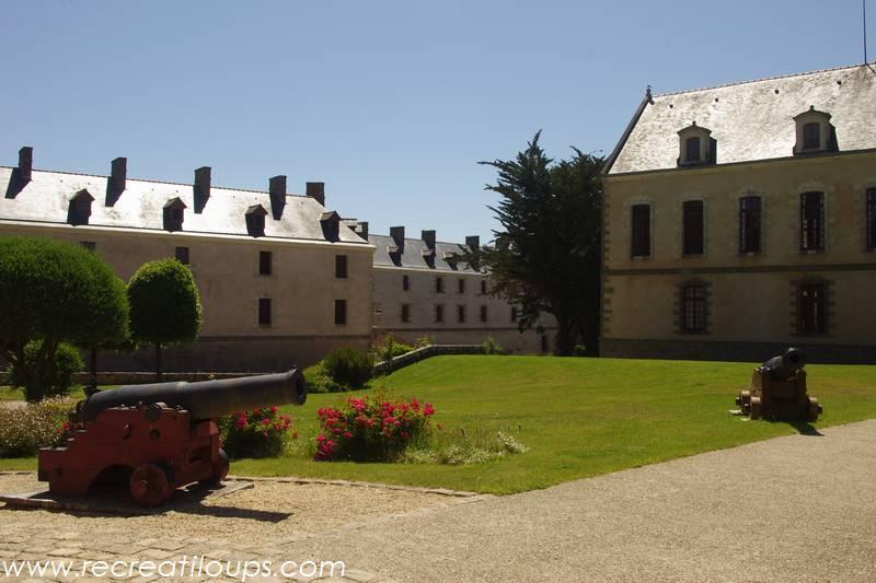 Hôtel-Musée Citadelle Vauban, Belle-île