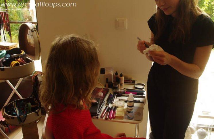 Atelier maquillage beauté