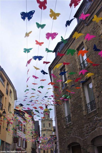 Ciel de papillons
